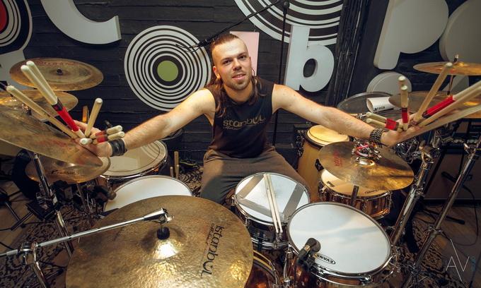 Музикант виконав рок-версію Гімну України