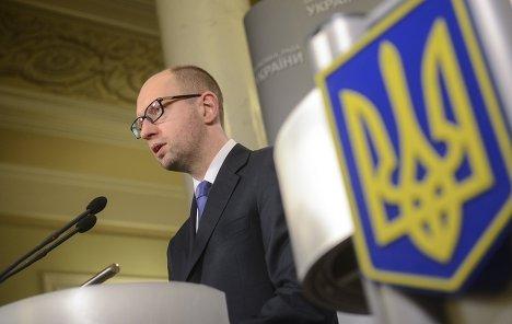 Яценюк заявив, що Україна на межі банкрутства і їй не вистачає 289 мільярдів гривень