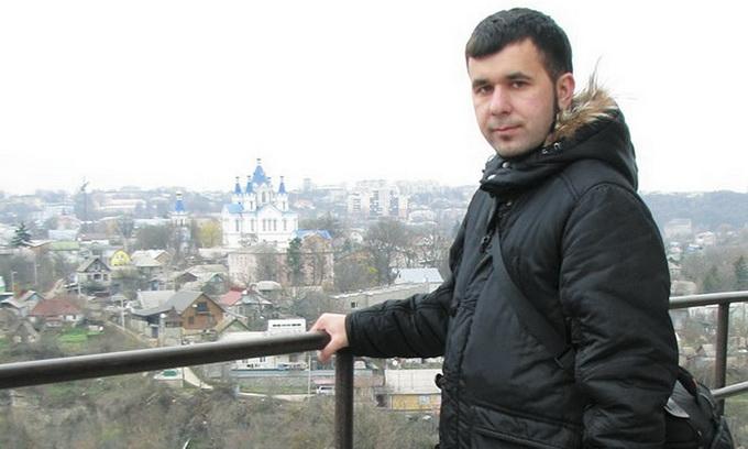 Вадим Курилюк: Головне у вітражі — гра світла