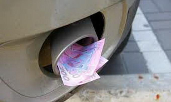 Антимонопольники змусять трейдерів знизити ціни на бензин та дизпаливо