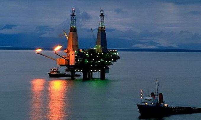 Україна оцінила захоплений Росією шельф Чорного моря у 40 мільярдів доларів