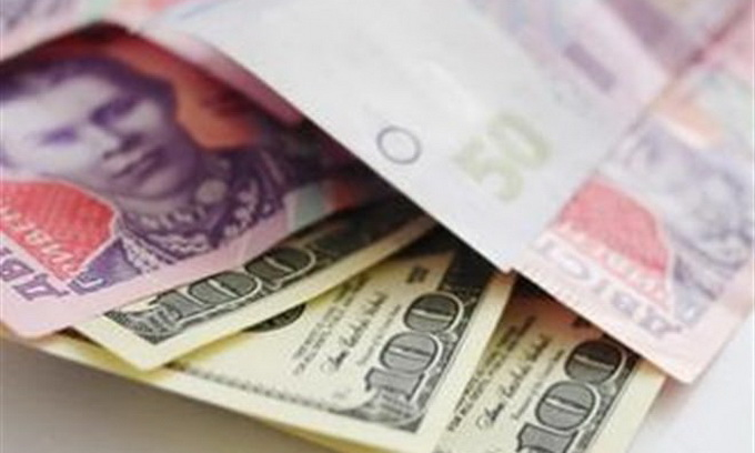 Нацбанк підвищив офіційний курс гривні