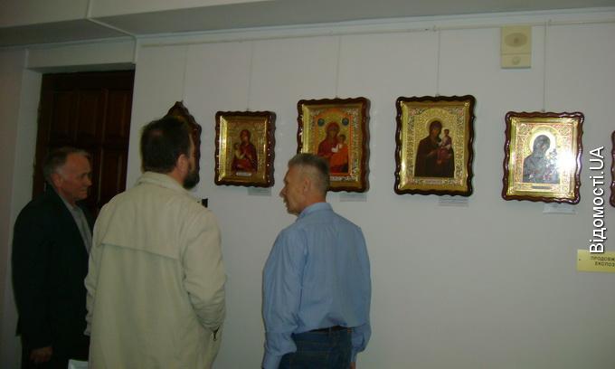 У Волинському музеї ікон відкрилася виставка ікон Богородиці XVII-ХХІ ст