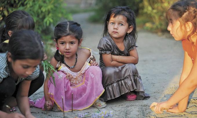 Багато ромських дітей навіть не знає, в якій країні живе