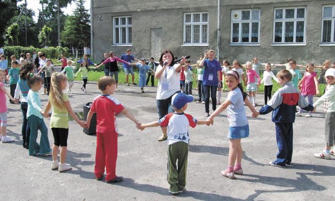 Волинські діти в основному відпочиватимуть у місцевих таборах