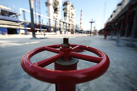 Україна відмовилася від запропонованої Росією 100-доларової знижки на газ