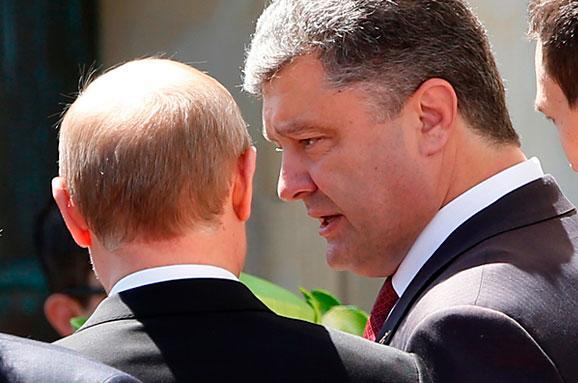Путіна з Порошенком залучать до проведення газових переговорів