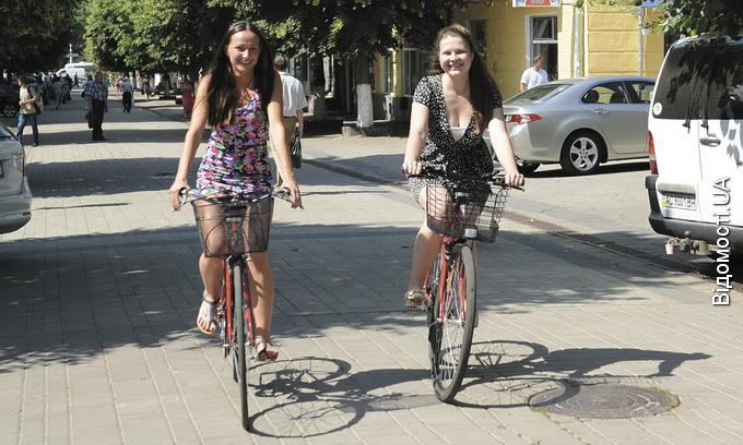 Велопрогулянки в Луцьку