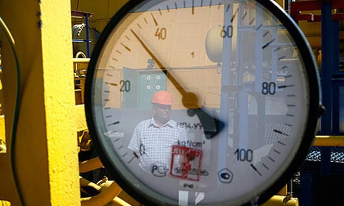 «Нафтогаз» платитиме наперед російському «Газпрому»