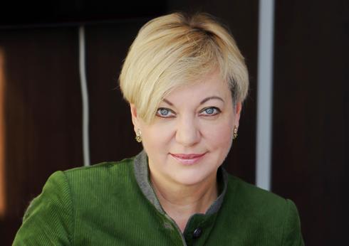 Замість звільненого Кубіва Нацбанк очолить Валерія Гонтарева