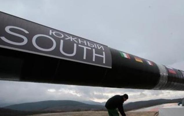 Сербія підписала з Росією контракт на будівництво «Південного потоку»