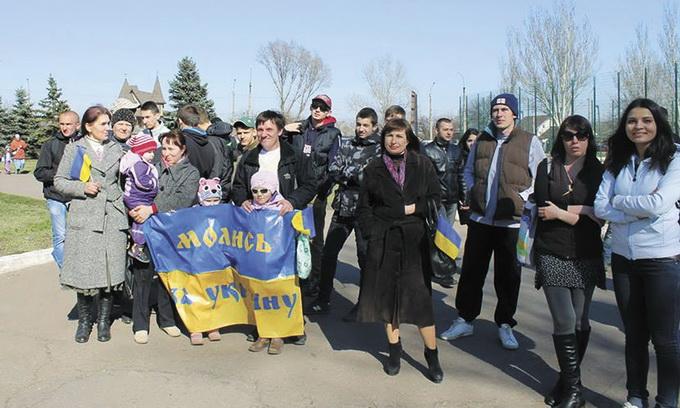 Біженка з Луганська: У нас ніколи не виховували патріотизм ні до свого міста, ні до України