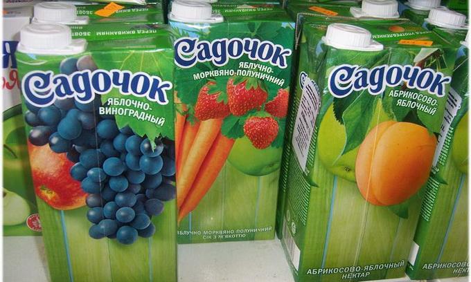 Росія заборонила ввезення українських соків