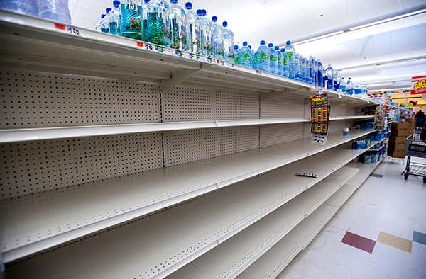 Російський уряд оприлюднив список заборонених до ввозу продуктів