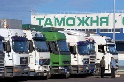 Росія уже не пропускає на свій ринок європейські продукти