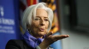 Глава МВФ пропонує збільшити фінансову підтримку України