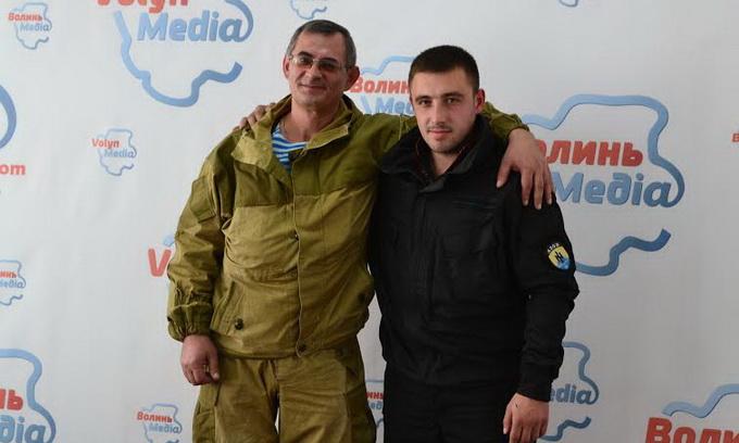 «Айдарівець» Андрій Омельчук знімає свою кандидатуру на користь бойового побратима