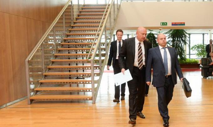 У Брюсселі стартували тристоронні газові переговори