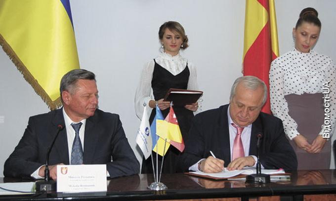Європа допоможе Луцьку модернізувати систему теплопостачання