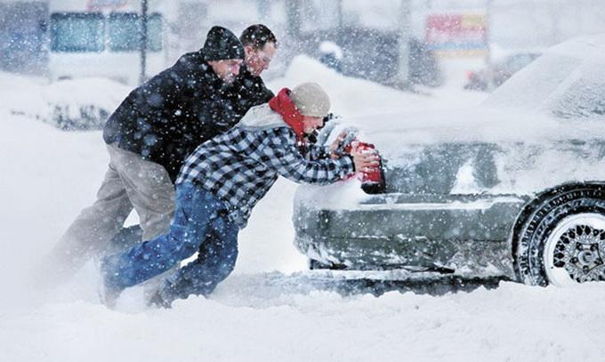 Експлуатація авто взимку: на що потрібно звернути увагу