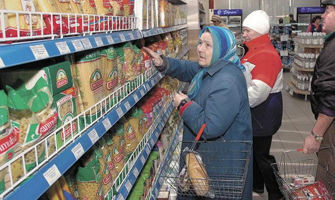 Ціни на продукти б'ють рекорди