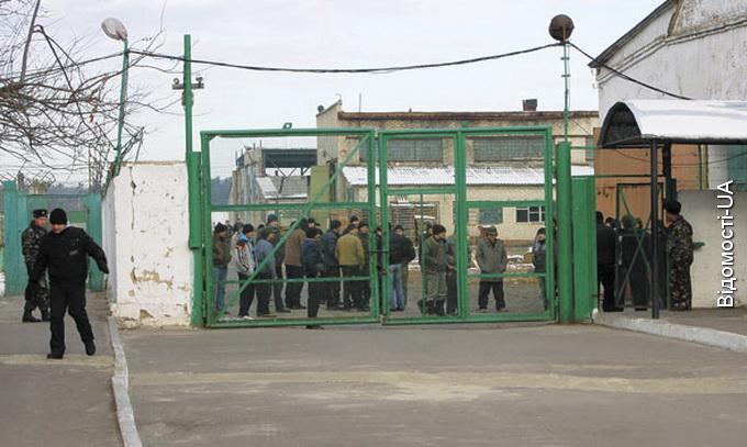 Для декого із в'язнів умови у Цуманській колонії кращі, ніж удома