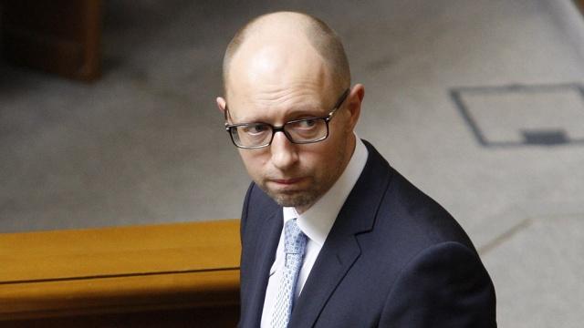 Яценюк лякає «Газпром» втратою українського ринку