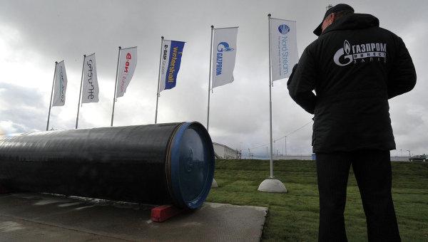 «Газпром» не буде розширяти «Північний потік»