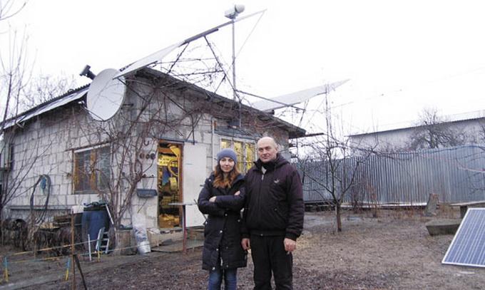 У селі під Луцьком проживає «енергонезалежна» родина