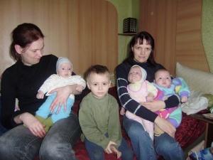 Лучанка з чотирма дітьми проживає на 12 квадратних метрах