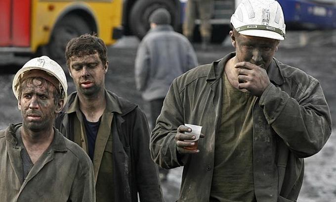 Через війну 52 тисячі шахтарів втратили роботу