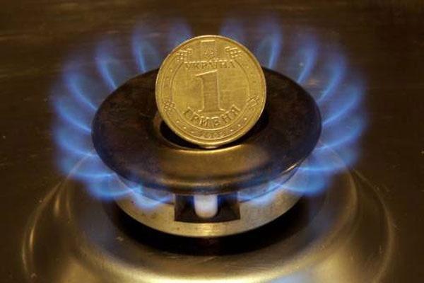 Борги волинян за газ перевищили 80 мільйонів гривень
