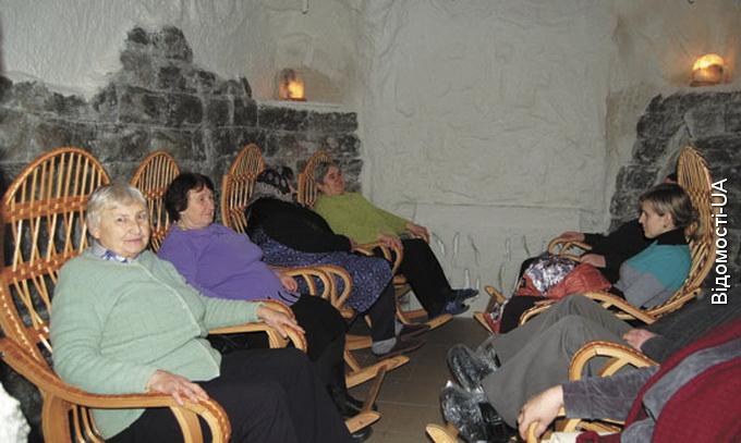 У Локачинському терцентрі облаштували для пенсіонерів справжній санаторій