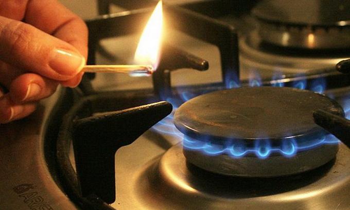 Ціни на газ для населення стали більш ніж утричі вищими
