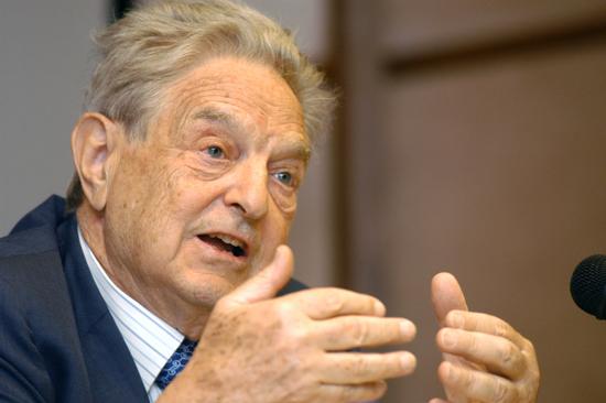 Сорос інвестує мільярд доларів в економіку України