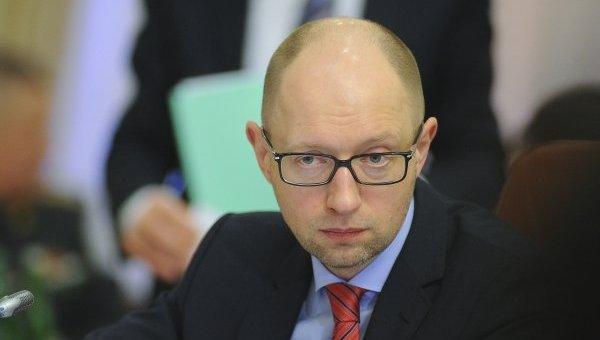 Яценюк розповів, скільки втратив бюджет за час війни на Донбасі