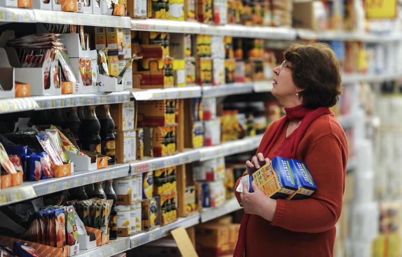 Столичні супермаркети штрафуватимуть за завищення цін