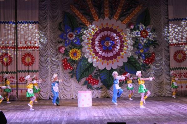 У Ковелі на танцювальному фестивалі збирали гроші для бійців АТО