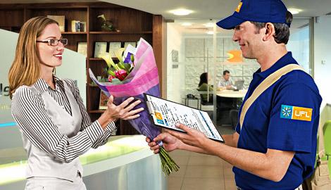 У Луцьку запрацювала доставка квіткових подарунків по Україні та всьому світу