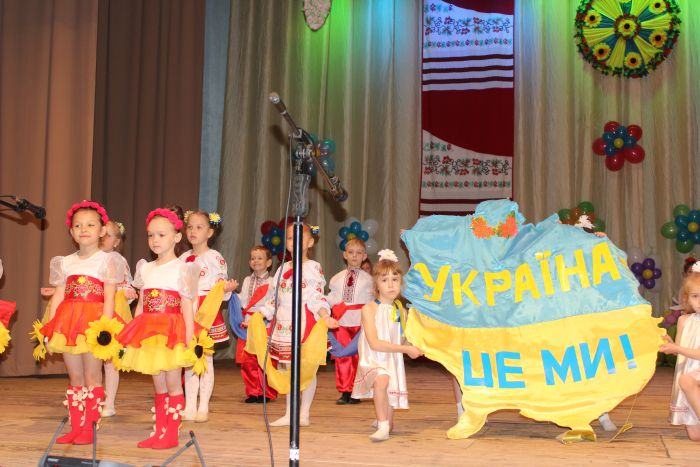 У Луцьку пройшов фестиваль «Ми діти твої, Україно!»