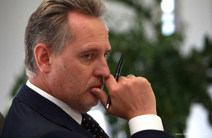 Геращенко пропонує відібрати заводи Фірташа за газові борги