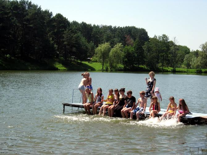«Табір Сонячний» відкрив літній оздоровчий сезон