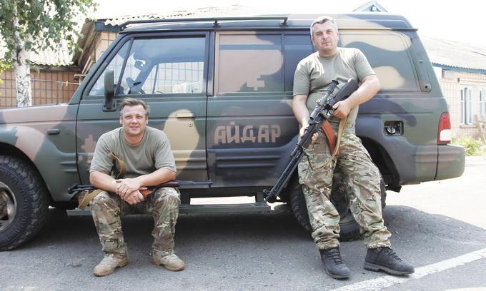 Волонтер, активіст Володимир Добровольський: Третій Майдан почнеться ввечері, а закінчиться зранку