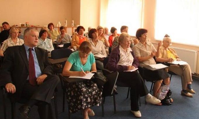 Європейці розкажуть у ВІЕМі про навчання і дозвілля закордонних пенсіонерів