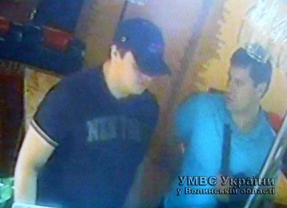 Волинська міліція досі не знайшла викрадачів дитини