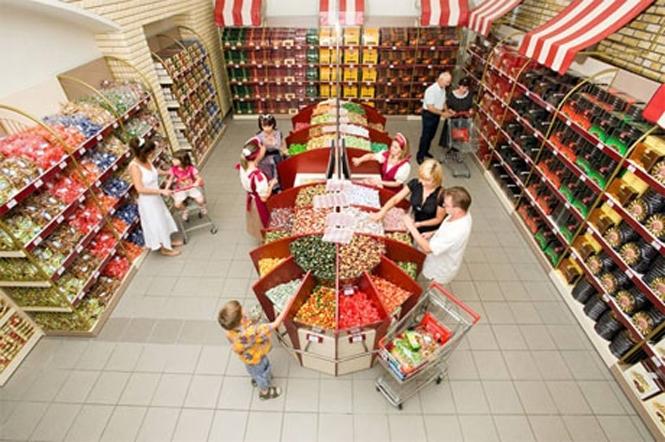 Солодощі «Рошен» вийшли на польський ринок