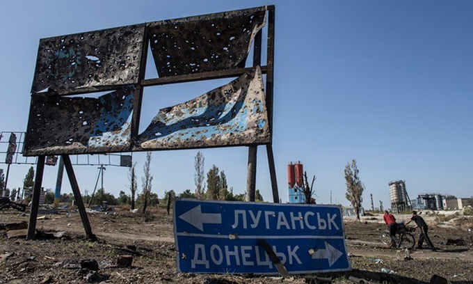 На відновлення Донбасу направлено 600 млн гривень і 500 млн євро