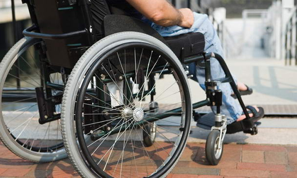 Волинські відділення ПриватБанку доступні для людей з обмеженими можливостями
