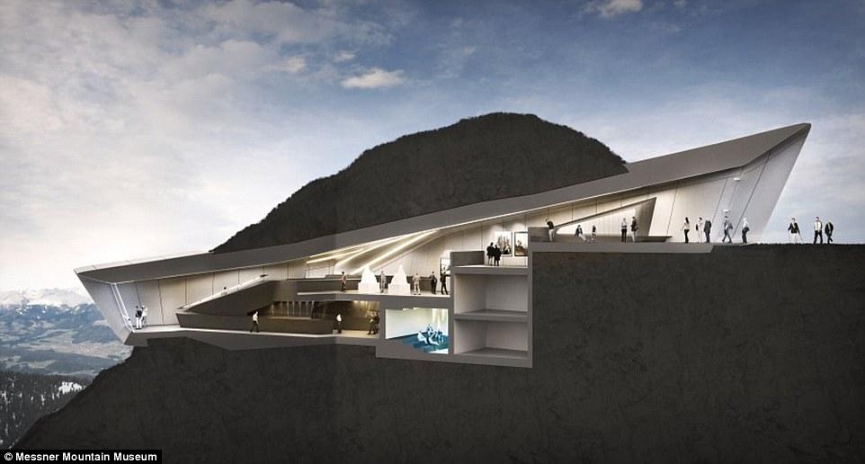 По-справжньому висока культура: черговий високогірний музей відкрито в альпійських горах