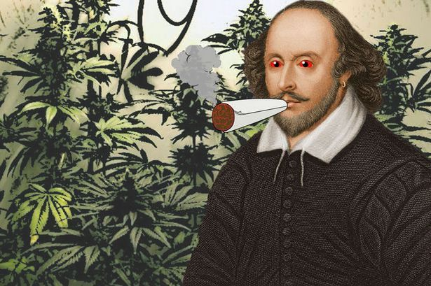 Дослідники: Шекспір, можливо, був під «кайфом», пишучи свої твори